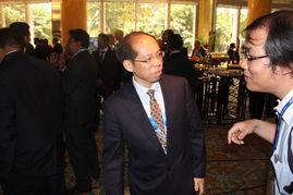 高清 张剑代表中国参加亚足联特别代表大会