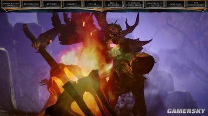 崛起3 泰坦之王 Risen 3 Titan Lords 超长演示曝光 魔幻世界开放进击