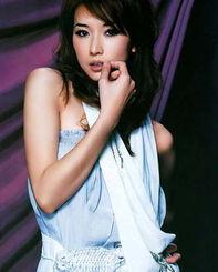 台湾第一名模林志玲-男人眼中的亚洲各地9大美色