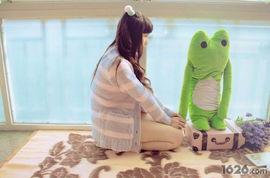 童话中的时尚 公主与青蛙王子造型搭