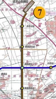 长春市民 请查收长春地铁2 5 6 7号线的最新消息