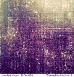 ...色模式 棕色,灰色,紫色 紫色 背景 素材,复古风格 海洛创意正...