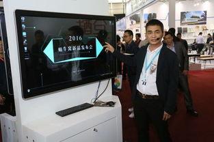 ...解3D技术互动体验-深圳蜗牛窝亮相37届广州国际家具博览会 VR AR...