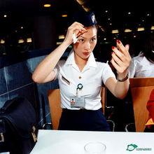 真实记录空姐工作生活中的瞬间