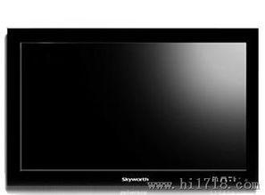 创维22寸宽屏液晶监视器 M22LP W监控显示器