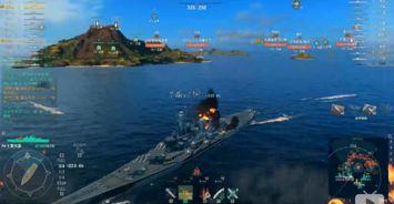战舰世界美系蒙大拿 人家才不是12级CA