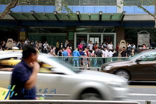 南京再限购 房产交易中心爆满