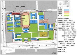 北京中医药大学平面图
