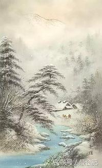 ...雪 的古诗句和成语,值得收藏
