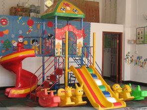 幼儿园滑梯组合转让