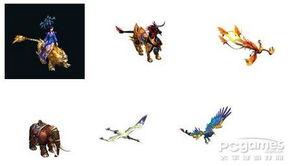 神印王座 神兽 禽兽 和自助神器