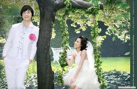 重庆外景婚纱照