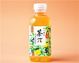 琥源-农夫山泉茶π(柚子绿茶)500ml
