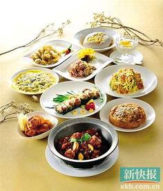 花园酒店 台湾美食