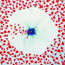 静默的花朵,顿时呈现别样的生命色彩.   一朵绚烂绽放的花,从四面...