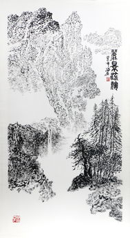 丹青画出是君山 陈海安的焦墨艺术之路