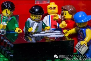 乐高玩具就是全球黑市里的比特币