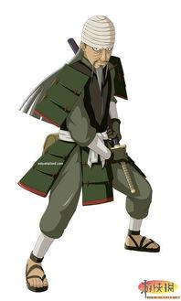 风忍雅传-塔鲁伊   雷影的左膀右臂,忍界联合军队长,会血忍限界岚遁.三代雷...