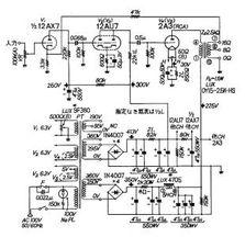 求2A3单端电路图