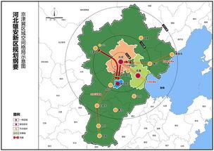 1.京津冀区域空间格局示意图   2.区域轨道交通规划图   3.区域高速公路...