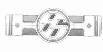 动态图27报后入式-从目前曝光的丰田FT-86发动机徽标素描图来看,其设计参考了水平对...