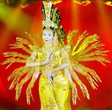 """...式上表演舞蹈""""千手观音"""".当日,A1世界杯汽车大奖赛中国队成立..."""