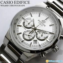 ... Casio Edifice Chronograph Men s Watches EF 500BP 7AV 手表