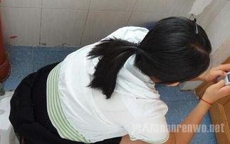 六旬老人女厕偷拍当场被抓 女性应当维护自己的权益