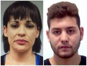 ...并一举成为黑帮小头目.-墨西哥黑帮女老大残暴成性 遭男友举报被捕