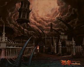 ...3D正统D&D西方魔幻网游,最新游戏理念及全新视觉正式发布!寻...