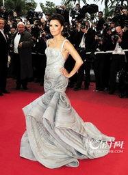 ...2009年戛纳电影节-高级定制服的 中国情结