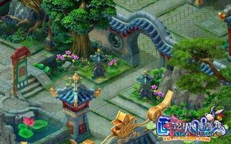 游,游戏以民间传说八仙   东游记   为蓝本,构造了一个唯美动人的八...