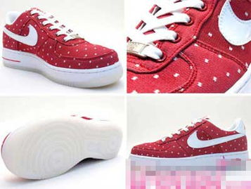 "...s Nike Air Force 1 Low LE女装低帮限量""Valentine's Day2010""..."