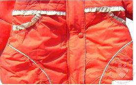 转让全新大红色草莓娃娃加长款棉衣110码,仅48元 已转 集市圈 福州...