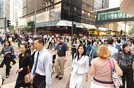 人力顾问公司报告指,有半数受访公司已在本年第二季度招聘新员工....