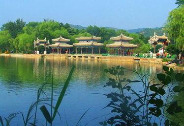 承德避暑山庄-酷暑时节觅清凉 走进中国十大避暑旅游城市
