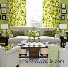 ...清新客厅,时尚家居配色显个性-80后水果色清新客厅显个性