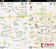 谷歌地图取经纬度