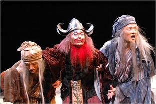 第十六届 相约北京 艺术节 台湾当代传奇剧场 等待戈多