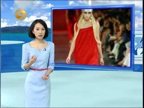 凤凰卫视主持人崔莉