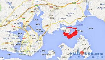 翔安新机场海洋环评公示 填海面积相当于10个鼓浪屿