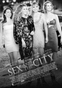 美国影片《Sex and the city》-好莱坞票房与去年持平 自有方法抵抗衰退
