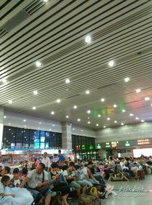 北京西站到鸟巢