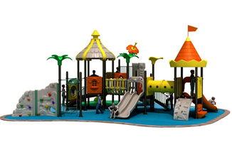 供应阁楼滑梯 幼儿园设施 爱乐游设施设备乐园 新型