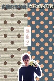李易峰隔离区QQ聊天背景