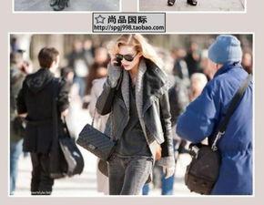 香奈儿包包 CHANEL CF2.55经典款女士单肩包代购 裸粉色