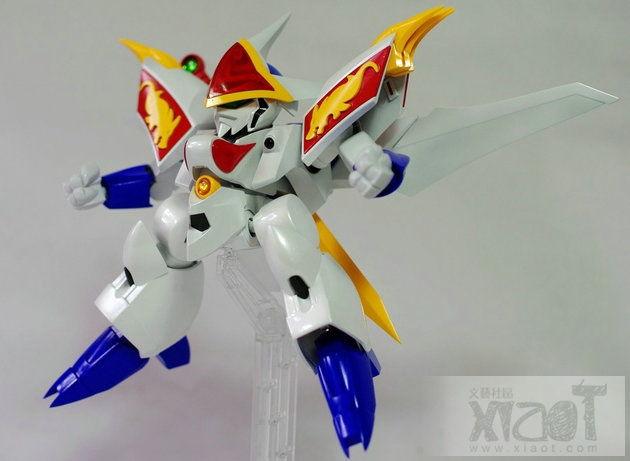...童年债系列,新星龙神丸 高达 科幻模型秀 小T