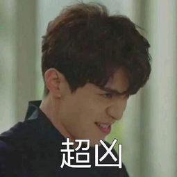 超凶-表情 孔刘和李栋旭 看鬼怪大叔和地狱使者表情包互怼,欢乐多多 ...