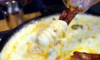 韩国的小吃美食1