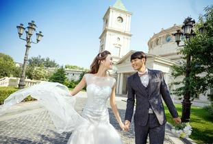 街拍婚纱照场景推荐 街拍婚纱照要注意什么